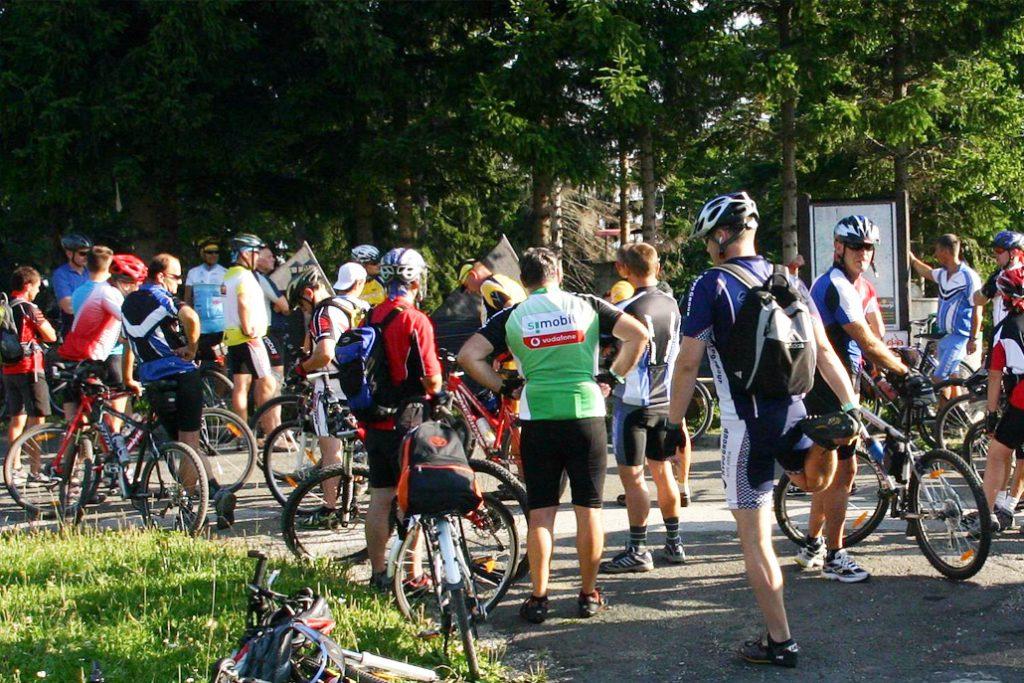 Z gorskimi kolesi čez Pohorje in po Dravski dolini